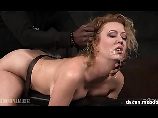 BDSM Big Tits Black Boobs Big Cock Crazy Deepthroat Doggy Style